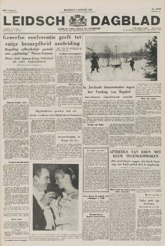 Leidsch Dagblad 1956-01-09