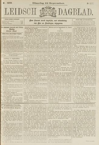 Leidsch Dagblad 1893-09-12