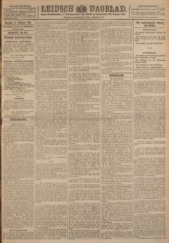 Leidsch Dagblad 1923-09-12