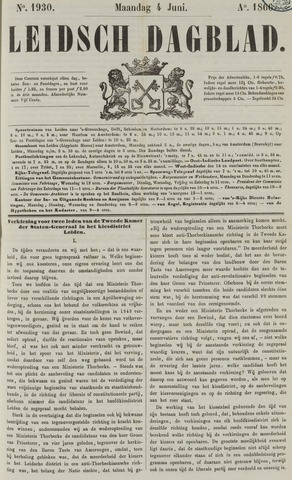 Leidsch Dagblad 1866-06-04