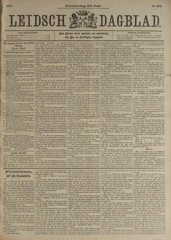 Leidsch Dagblad 1896-07-30