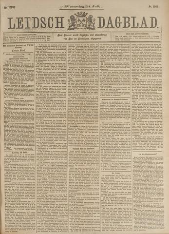 Leidsch Dagblad 1901-07-24