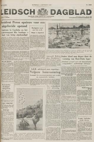 Leidsch Dagblad 1955-09-17