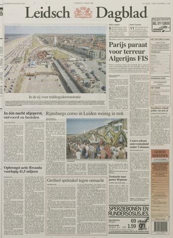 Leidsch Dagblad 1994-08-08