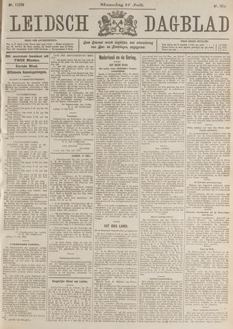 Leidsch Dagblad 1916-07-17