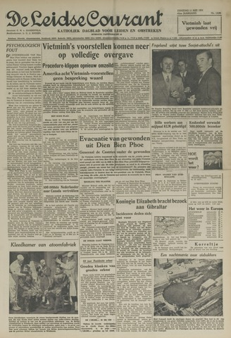 Leidse Courant 1954-05-11