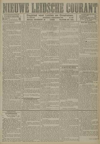 Nieuwe Leidsche Courant 1921-12-05