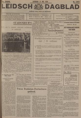 Leidsch Dagblad 1938-05-21