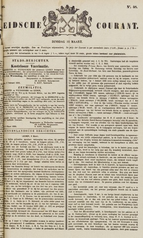 Leydse Courant 1885-03-10