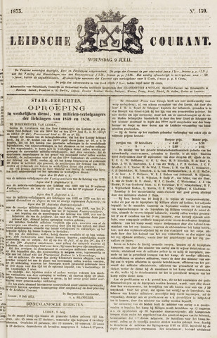 Leydse Courant 1873-07-09