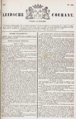 Leydse Courant 1877-10-12