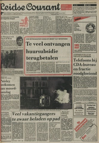 Leidse Courant 1981-07-04
