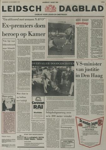 Leidsch Dagblad 1979-12-10
