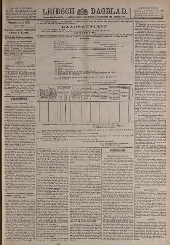 Leidsch Dagblad 1920-06-16