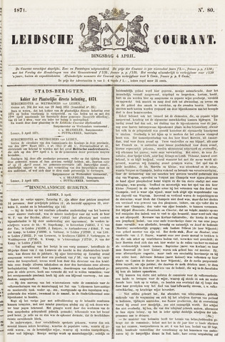 Leydse Courant 1871-04-04