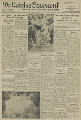 Leidse Courant 1949-07-11
