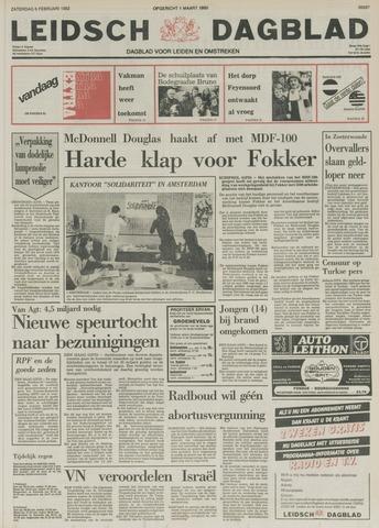 Leidsch Dagblad 1982-02-06
