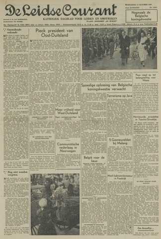 Leidse Courant 1949-10-12