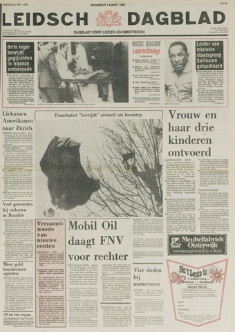 Leidsch Dagblad 1980-05-06