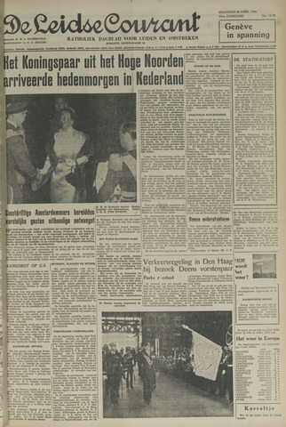 Leidse Courant 1954-04-26