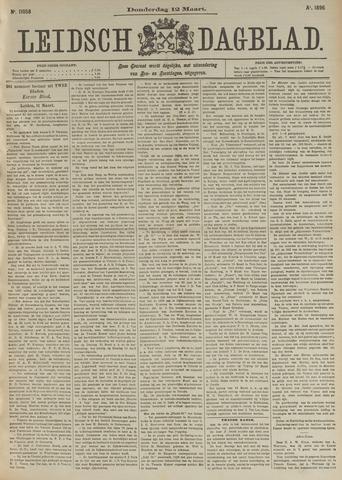 Leidsch Dagblad 1896-03-12