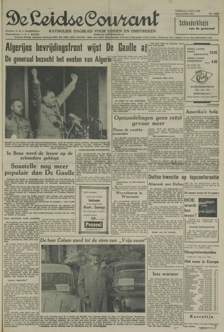 Leidse Courant 1958-06-06