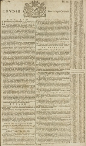 Leydse Courant 1769-08-23