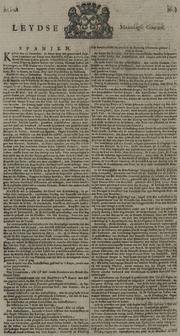 Leydse Courant 1728-01-19