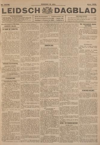Leidsch Dagblad 1926-07-13