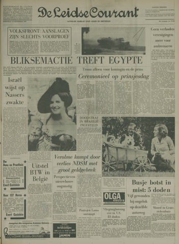 Leidse Courant 1969-09-10