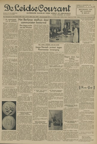 Leidse Courant 1948-08-27