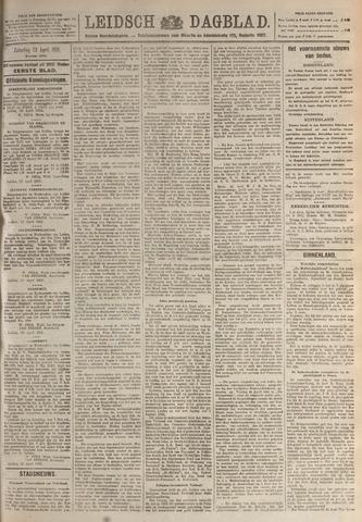 Leidsch Dagblad 1921-04-23