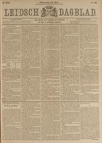 Leidsch Dagblad 1901-05-20