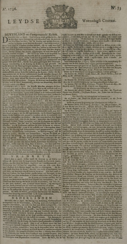 Leydse Courant 1736-05-02