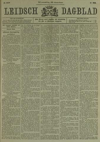 Leidsch Dagblad 1909-10-13