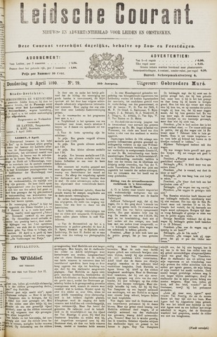 Leydse Courant 1890-04-03