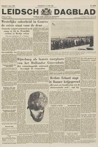 Leidsch Dagblad 1959-06-10