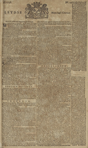 Leydse Courant 1758-02-06