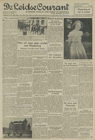 Leidse Courant 1950-01-30