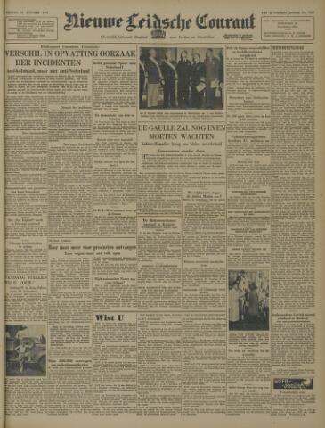 Nieuwe Leidsche Courant 1947-10-31