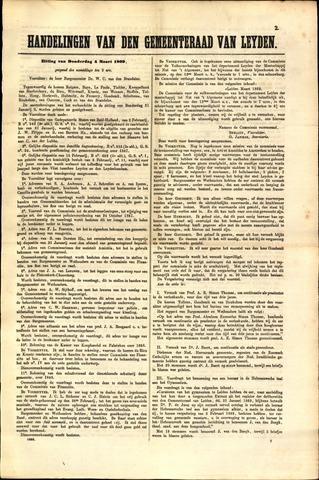 Handelingen van de Raad 1869-03-04
