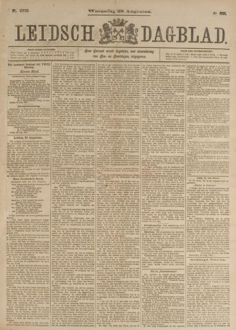 Leidsch Dagblad 1901-08-28
