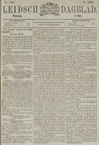 Leidsch Dagblad 1878-05-13