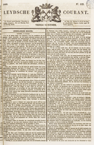 Leydse Courant 1860-10-12