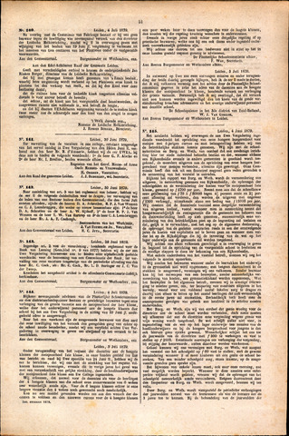 Handelingen van de Raad 1879-07-04