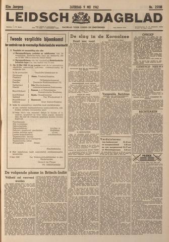 Leidsch Dagblad 1942-05-09