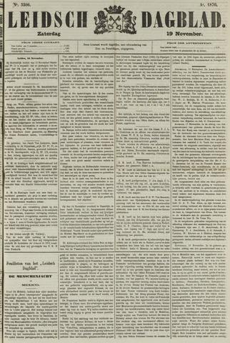 Leidsch Dagblad 1870-11-19