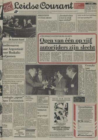Leidse Courant 1984-09-26