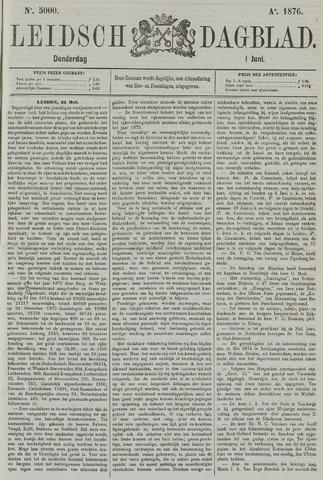 Leidsch Dagblad 1876-06-01