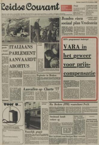Leidse Courant 1977-01-22